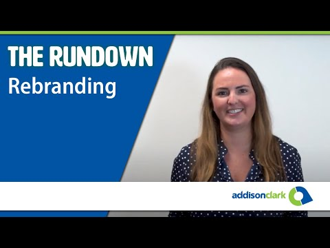 The Rundown: Rebranding