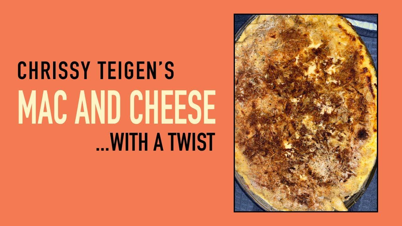 Review Chrissy Teigen S Sweet Potato Gnocchi Gone Wrong Youtube