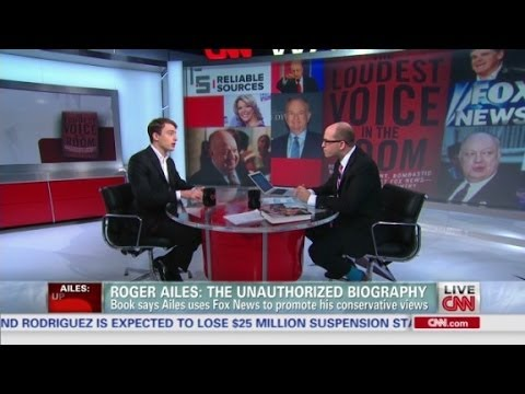 Author of Roger Ailes biography - part 1