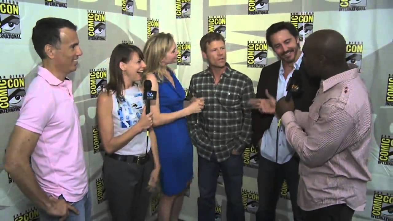 Charles Mesure Sdcc 2010 Interview 2 Youtube