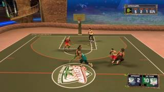 NBA 2K17 halfcourts only *NO CLICKBAIT*
