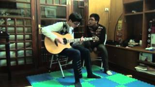 (Maroon 5) Payphone acoustic guitar cover