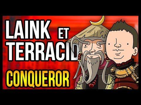 TU FUIS ESPÈCE DE LÂCHE !!! (Conqueror's Blade)