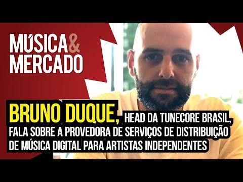 LIVE! Música & Mercado convida Bruno Duque, Head da TUNECORE BRASIL !