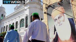 Kartarpur Shrine Shrine in Pakistan a site of interfaith harmony