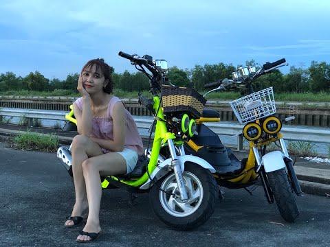 RBC Bike - Attila độ thành zoomer đẹp