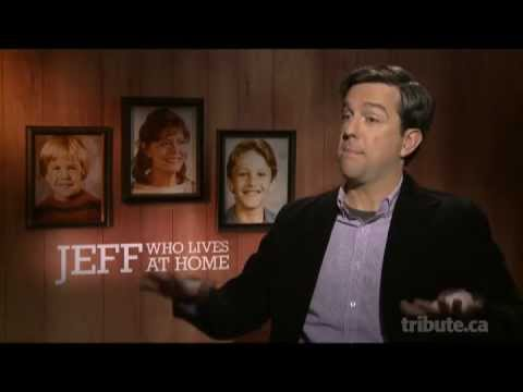 Ed Helms - Jeff, Who Lives at Home Interview with Tribute