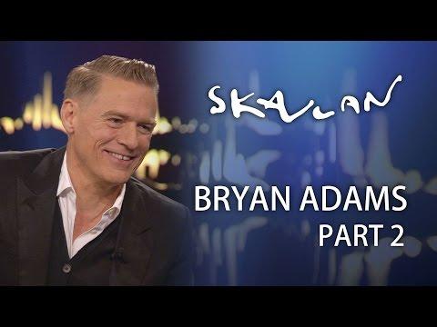 """Music is the most beautiful thing in the world"" - Bryan Adams 
