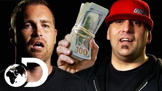 Download Video Ryan VS Big Chief: Who Will Make It To The Final? | Street Outlaws MP3 3GP MP4