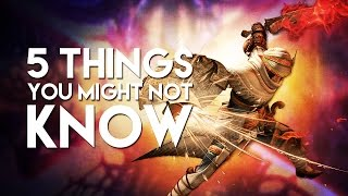 "Monster Hunter X ""5 Things You Might Not Know!"" 