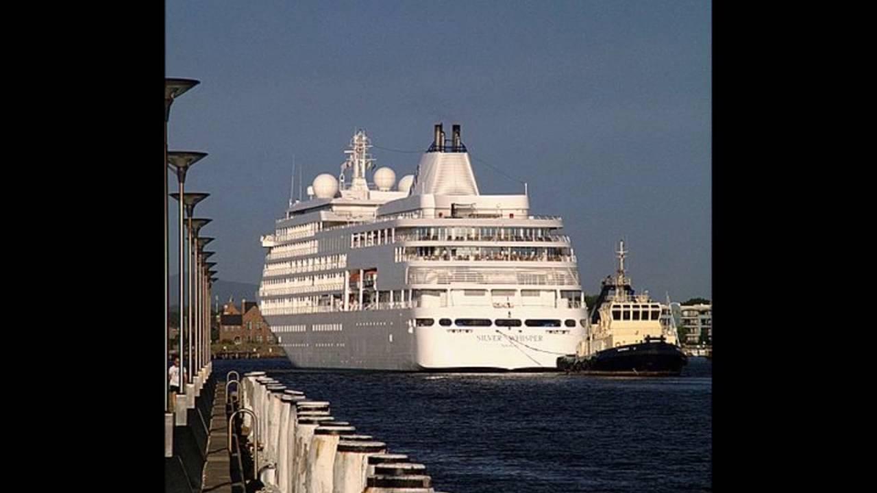 Silversea Silver Shadow Cruises YouTube - Silver shadow cruise ship itinerary