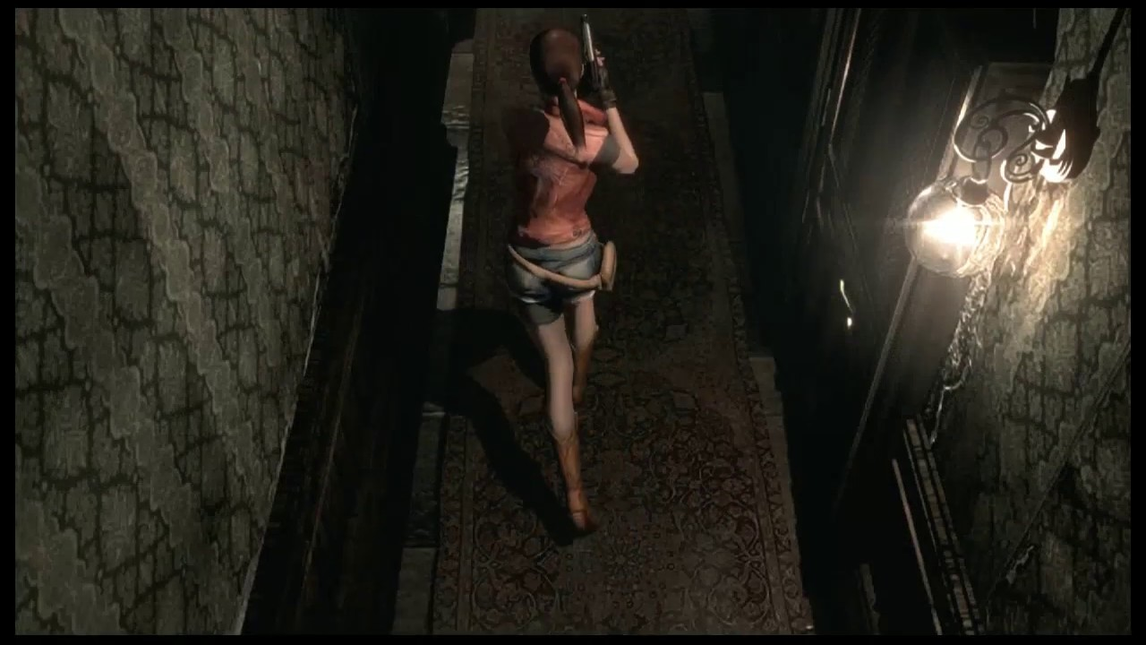 Resident Evil Remake HD - Mod Claire !