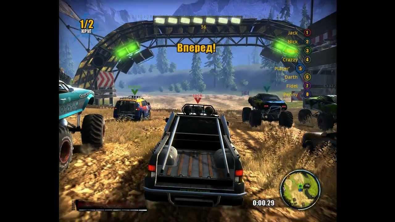 Гонки по бездорожью играть онлайн для пк танки онлайн игры все стрелялки