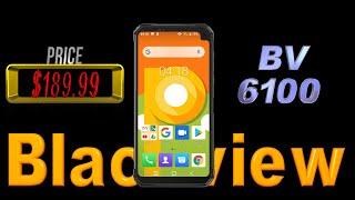 Blackview BV 6100 Обзор защищённого смартфона с NFC и батареей 5580 мАч / КУПИТЬ Blackview BV6100