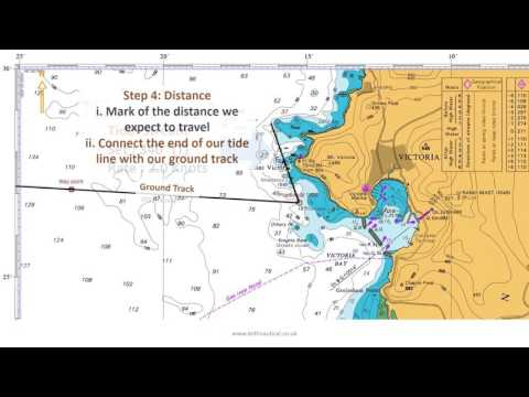 RYA Day Skipper: Plotting a course to steer