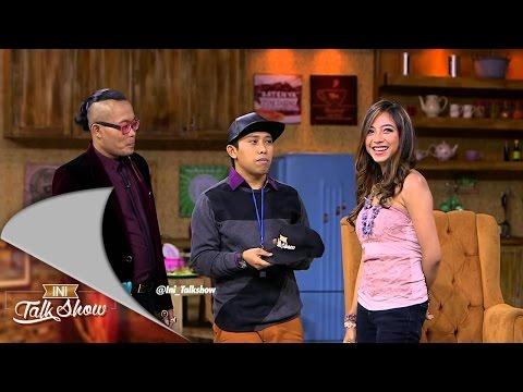Ini Talk Show 13 Maret 2015 Part 5/5 - Nadia Vega, Ardina Rasti, Tarzan, Keisha Alvaro