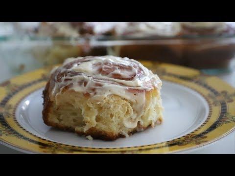 Սինաբոն - Դարչինով Կարկանդակներ - Cinnabon Recipe - Heghineh Cooking Show in Armenian