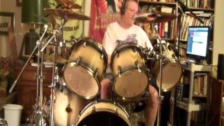Trampled Underfoot Drum Cover Led Zeppelin