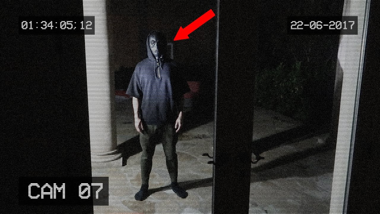creepy guy stands outside faze house at 1am youtube