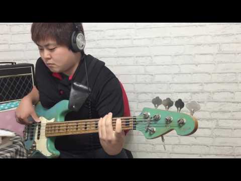 A Shade of Blue (Incognito) -  Bass Cover (K.S.H)