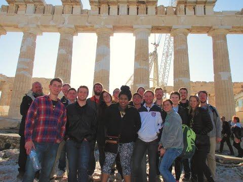 Greece - Engineering Study Abroad