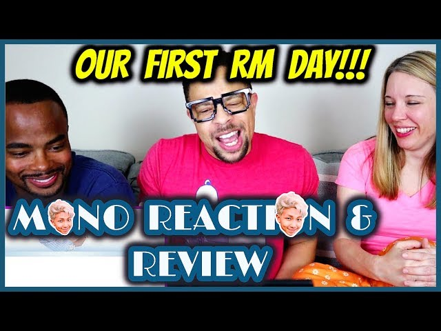 OUR FIRST RM DAY | RM MONO PLAYLIST REACTION & REVIEW - 💜 HAPPY BIRTHDAY RM 💜