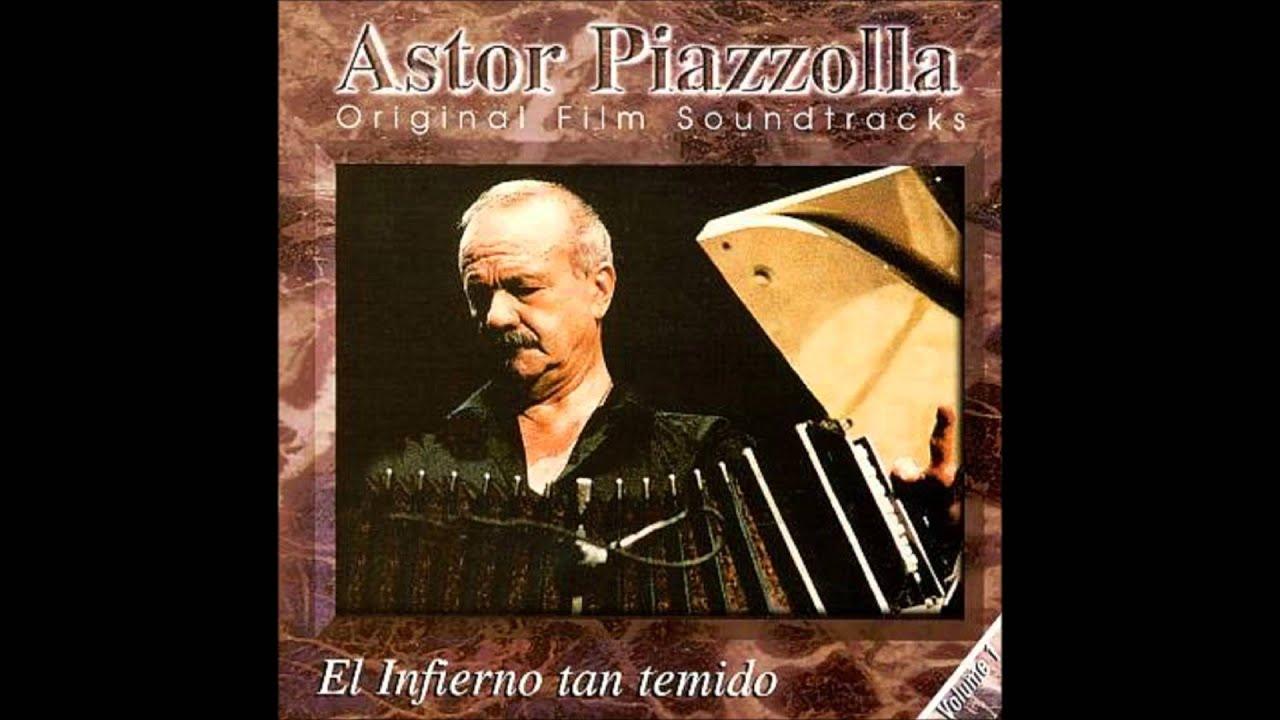 Astor Piazzolla - Tema di grazia, part I