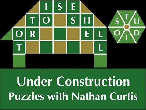 Under Construction: Puzzles with Nathan Curtis. Episode 1: Snake Charmer