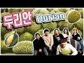 Finally  Dave   Friends try out DURIAN