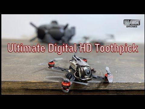 Фото World's smallest DJI FPV drone - 95 grams, HD video