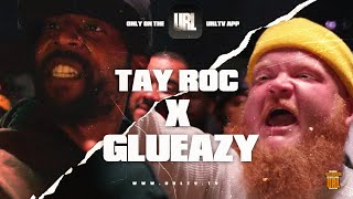 TAY ROC VS GLUEAZY TRAILER | URLTV