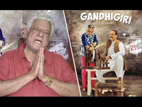 Om Puri:  I Want Proof of Indian Army''s Surgical Strike | Interview | Gandhigiri | Sanjay Mishra