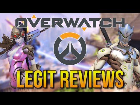 Overwatch - Τα γαλλικά της Widowmaker