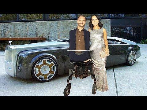 Kolları Ve Bacakları Olmadan Zengin Olan Adamın İnanılmaz Başarı Hikayesi