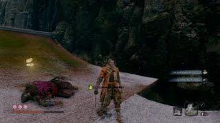 Sekiro: An honorable battle with Lone Shadow Masanaga the Spear-Bearer