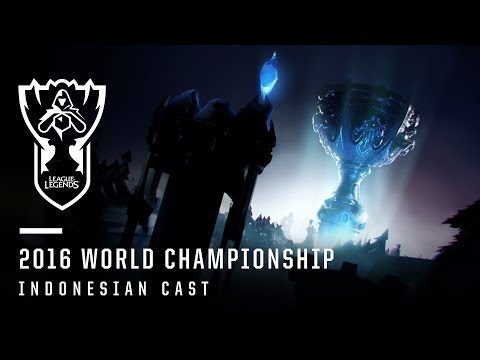 2016 World Championship: Group Stage Day 5 (Indonesian Cast)