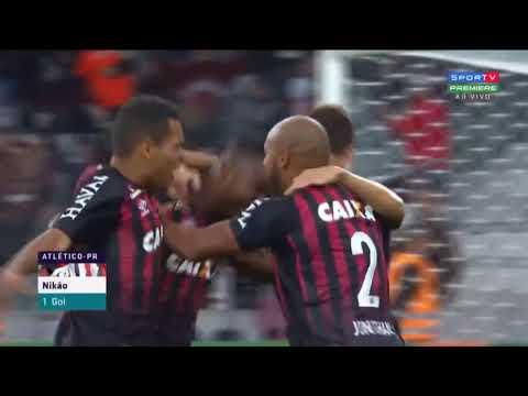 Atlético-PR 5x1 Chapecoense-SC - BRASILEIRÃO 2018 - 1ª Rodada - RÁDIO TRANSAMÉRICA CURITIBA