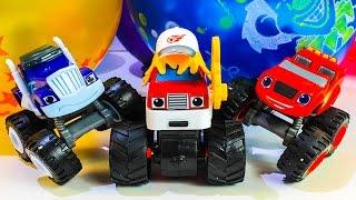 Вспыш и чудо машинки Все серии подряд Мультики про машинки Развивающие мультфильмы про игрушки Blaze