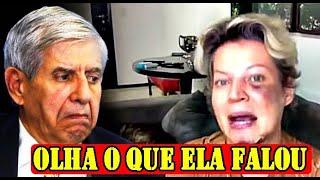 GENERAL AUGUSTO HELENO REBATE DEPUTADA JOICE: 'Deve ser perturbação'