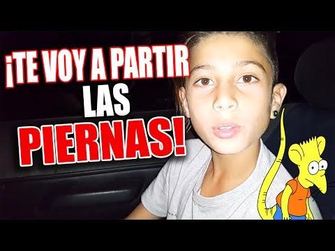NIÑO AMENAZA A JORDI WILD Y A AURONPLAY DE GOLPEARLOS! | LAMENTABLE! 😂 | Andre Vlogs