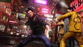 Sleeping Dogs Year of the Snake DLC Trailer