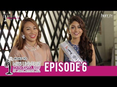Road To Miss Universe Malaysia 2017 | EP 6: Kota Kinabalu x Kuching Auditions