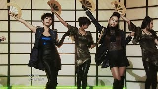 【TVPP】Brown Eyed Girls - Sign, 브아걸 - 싸인 @ Comeback Stage, Music Core Live