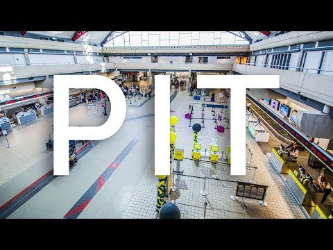 NEW VIDEO SERIES | Introducing: Pittsburgh International Airport