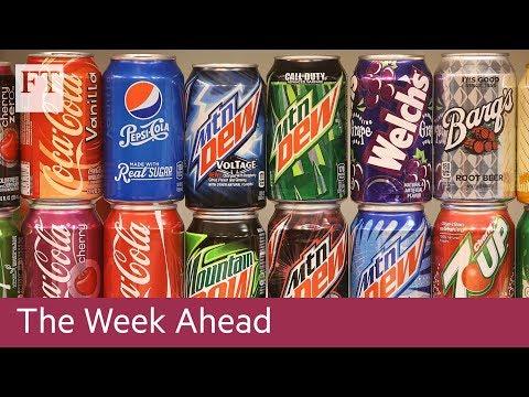 Rapid German growth, Coca-Cola results