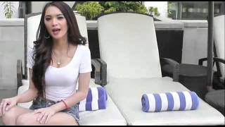 Naomi peserta FHM Girl Next Door 2016