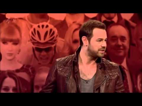 DANNY DYER   BIG FAT QUIZ OF THE YEAR 2013