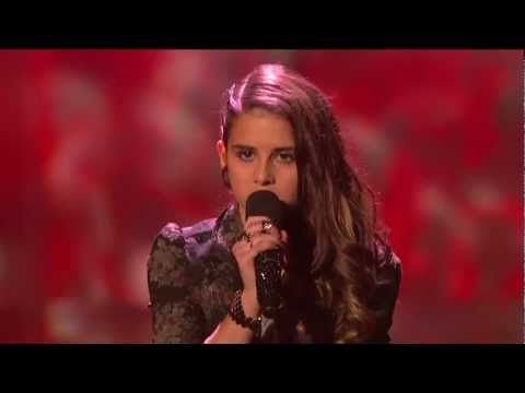 TOP 6  - Carly Rose Sonenclar Goes Unplugged - THE X FACTOR USA 2012