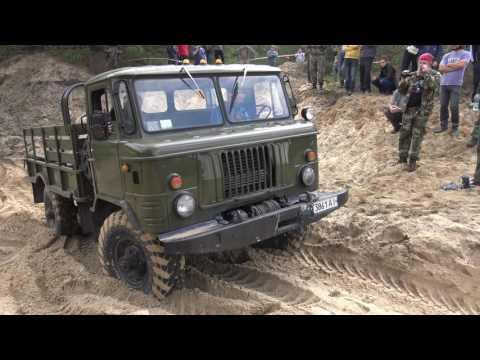 GAZ 66 Dakkar