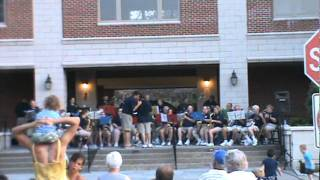 Hegeman String Band 2011 - Patriotic Medley